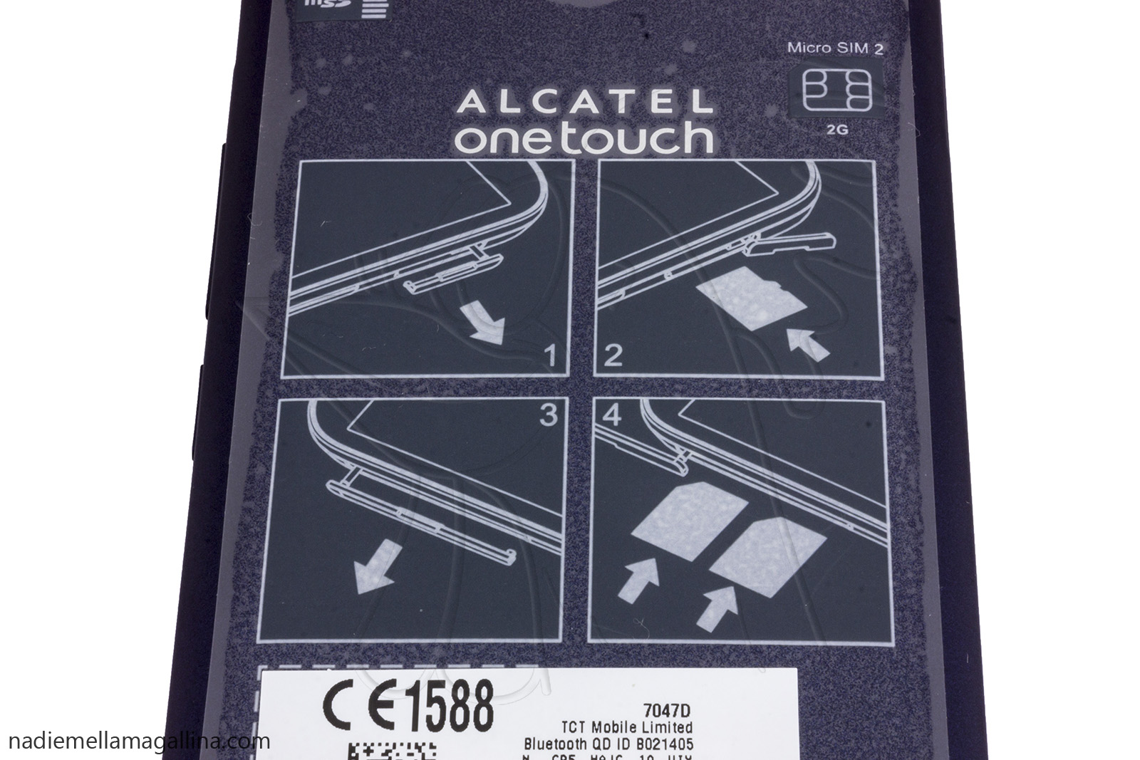 alcatel one touch manual pdf