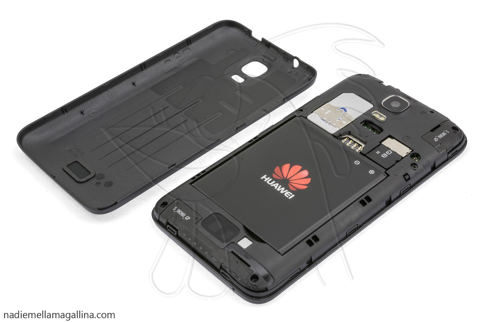 Manuales / Huawei Y3 / Battery | Nadie Me Llama Gallina