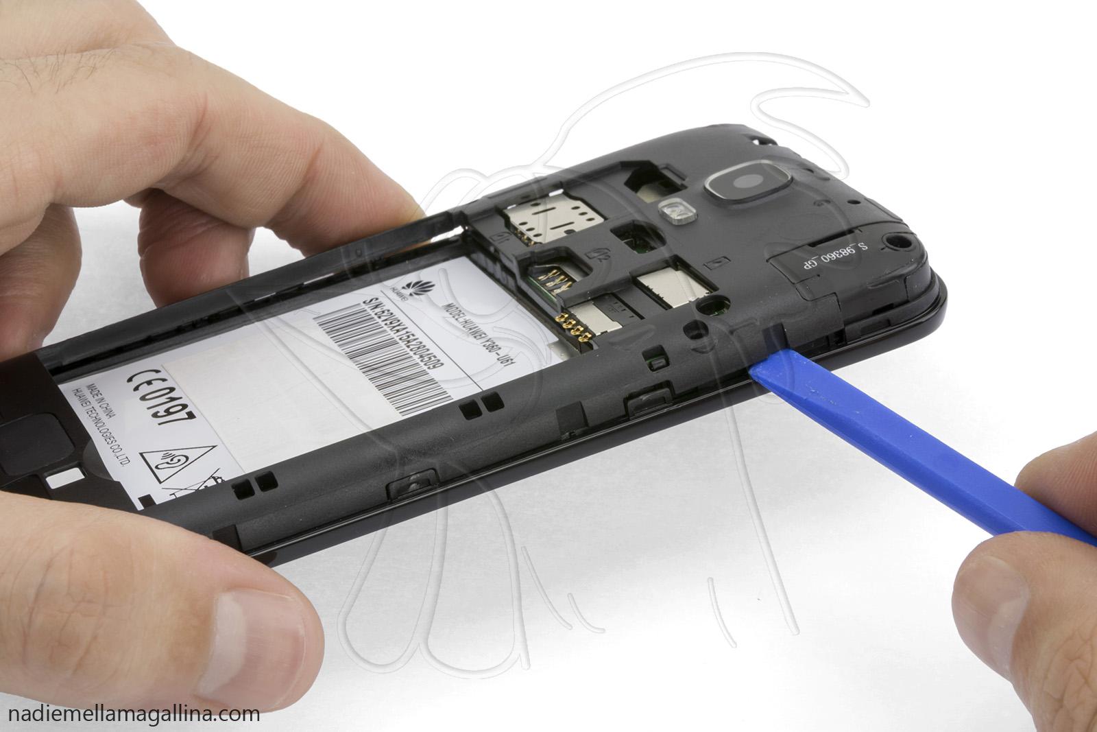 Manuales / Huawei Y3 / Motherboard | Nadie Me Llama Gallina