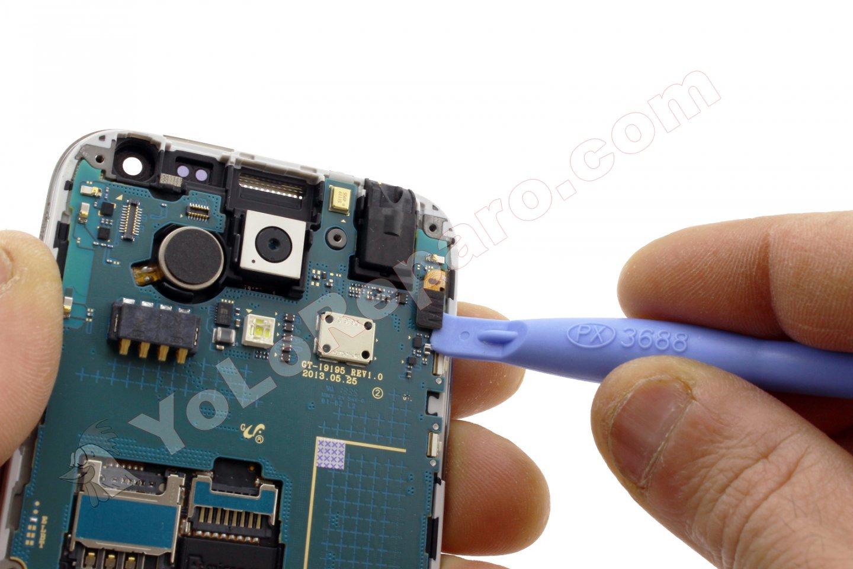 Manuales / Samsung Galaxy S4 mini / Flex de lector de tarjetas SIM y ...