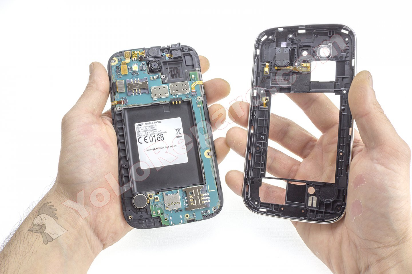 Manuales Samsung Galaxy Grand Neo Flex Of Side Buttons Nadie Plus I9060 Disassemble